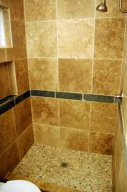 Walk In Tile Shower How To Make A Relatively Sweet Shower Cheap