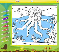 This game of color by numbers online coloring is perfect for kids of all ages. Great Places To Color By Number Online For Free