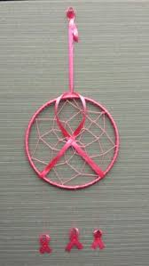 Breast Cancer Dream Catcher Fascinating Pink Ribbon Dream Catcher For Breast Cancer Awareness Month