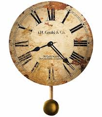 moment in time 13 quartz wall clocks with pendulum 620 257
