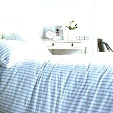 gray striped bedding blue and white striped bedding stripe gray west elm with grey duvet cover