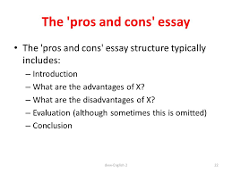 Pros And Cons Topics Of Argumentative Essays Academic Writing Consultant And Freelance Writer Pros And Cons
