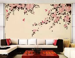 Cute Wall Designs With Paint Delightful Bedroom Wall Designs Simple Painting For Ideas