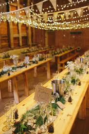 barn fairy lights natural rustic hand crafted autumn wedding