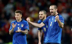 Why Italy vs Spain was the thinking fan ...
