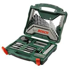 bosch drill bit set. bosch 86-piece x-line drill and screwdriver bit set