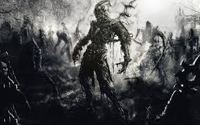 fantasy art land dark art souls ...
