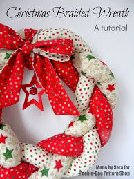 1059 Best Burlap Crafts Decor And Ideas Images On Pinterest Christmas Fabric Crafts To Make
