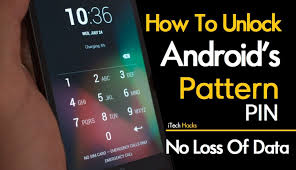 How To Hack Android Pattern Lock