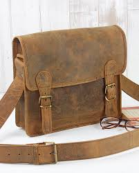 mini leather satchel by scaramanga hover to zoom