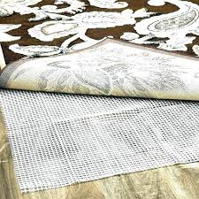 under carpet padding can you use carpet padding under an area rug designs best inside thickness