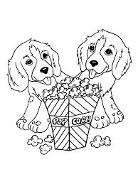 Honden Kleurplaten Kleurplaat Hond