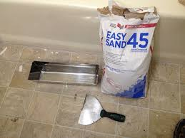 raw materials that you ll likely need would be drywall s a dry mix joint compound get something like easy sand 45 the number is an approximate