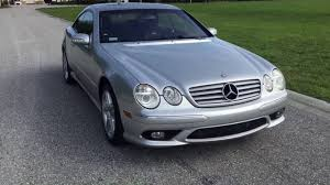 2004 Mercedes-Benz CL55 AMG - stock# 11663 - YouTube
