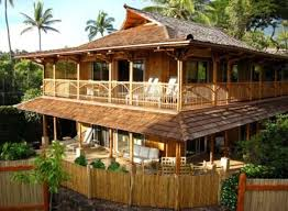 Small Picture Construction of Bamboo House Design Beautiful Homes Design