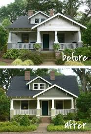 Home Exteriors Before And After Style Interesting Design Inspiration