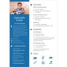 Resume Templates For Publisher 34 Microsoft Resume Templates Doc Pdf Free Premium