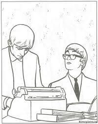 Beatles Kleurplaten Kleurplateneu