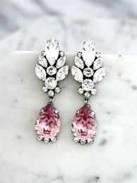 long chandelier earrings large rhinestone chandelier earrings