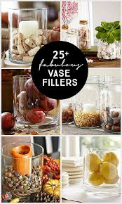What To Put In Glass Jars For Decoration Oh The Possibilities 100 Vase Filler Ideas To Add Some Fun To 58