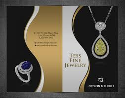 Jewelry Brochure Inspirational Of Jewelry Brochure Design Samples 24 S Brochure 1