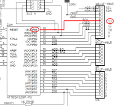 breadboard how does current flow through this arduino circuit arduino uno diagram at Arduino Uno Wiring Diagram