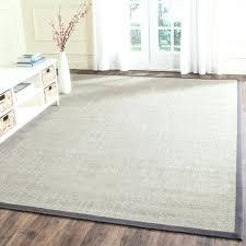 9x12 sisal rug casual natural fiber hand woven serenity marble grey 9 wool 9x12 sisal rug