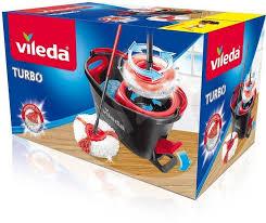 <b>Набор для уборки</b> Турбо Vileda (Turbo, Изи Вринг, Easy Wring)