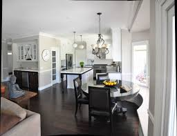 popular banquette seating kitchen design ideas astounding curve banquette with black laminate gloss round table