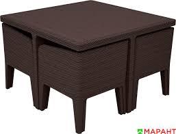 <b>Комплект мебели Keter Columbia</b> set 5 — купить за 47 000 ₽ в ...