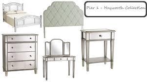 mirrored furniture pier 1. Pleasant Design Ideas Pier One Mirrored Furniture Astonishing Decoration Similiar Hayworth Bedroom Keywords 1