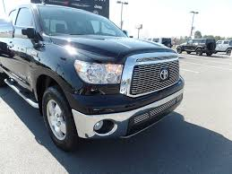 2012 Used Toyota Tundra Double Cab 5.7L FFV V8 6-Speed Automatic ...