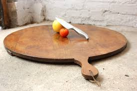 large french rustic country oak cutting board antique