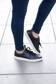 Frye Ivy Low Lace Sneaker in Black – Adorn