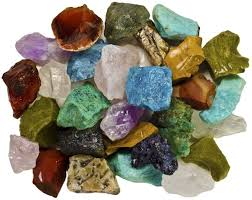 Buy Fantasia Materials: 3 Pounds (Best Value) Bulk Rough Madagascar Stone Mix - Raw Natural Crystals & Rocks for Cabbing, Cutting, Lapidary, Tumbling, Polishing, Wire Wrapping, Wicca & Reiki Online in Indonesia. B00IZ78GV0