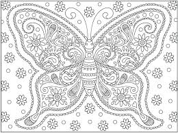 Advanced Coloring Page Free Printable Horse Coloring Pages For