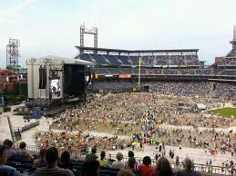 Citizens Bank Park Section 236 Row 8 Seat 12 Billy Joel Tour