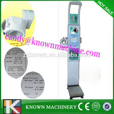 Vending Machine Weight Interesting Height Weight Vending Machinebmi Height Weight Machineelectronic