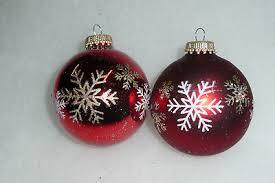 Christbaumkugel Weihnachtskugel Christbaumschmuck Glas Krebs