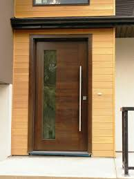 modern front door handlesTop Front Entry Doors Ideas for Simple and Modern Home  Ruchi Designs