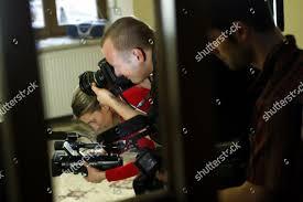 Jeannette Rosenberg filming on set Editorial Stock Photo - Stock ...
