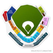 Medlar Field At Lubrano Park 2019 Seating Chart