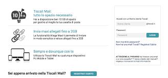 Tiscali Mail Non Funziona Come Accedere Alla Mail