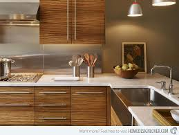 Kitchen Cabinets Modern Design - Home Design