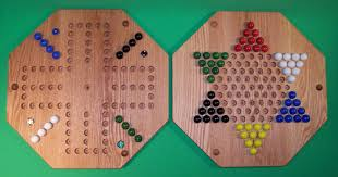 Beautiful Wooden Marble Aggravation Game Board Wooden Game Boards Wooden Marble Game Board 10000 GAMES IN 100 100000 53