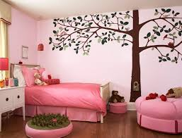 tree wall painting teen girl room. Pretty Girl\ Tree Wall Painting Teen Girl Room T