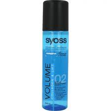 Syoss <b>Спрей</b>-<b>кондиционер для тонких</b> и лишенных объема волос ...