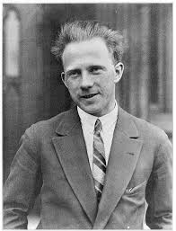 """Werner Heisenberg (1901-1976), German theoretical physicist. """"for the  creation of quantum mechanics, the application of … 