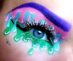 eyeshadow ideas crazy crazy party wear eye makeup stylish and crazy multi shades party wear