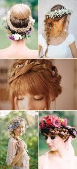 Coiffure Mariage Simple Et Chic Cheveux Mi Long